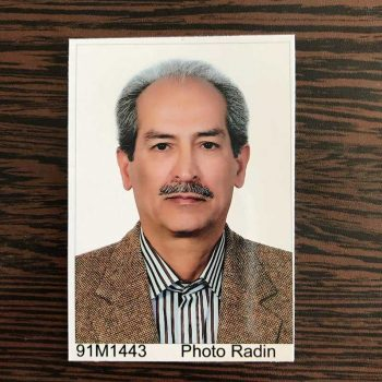 آقای اصغر راگردی کاشانی