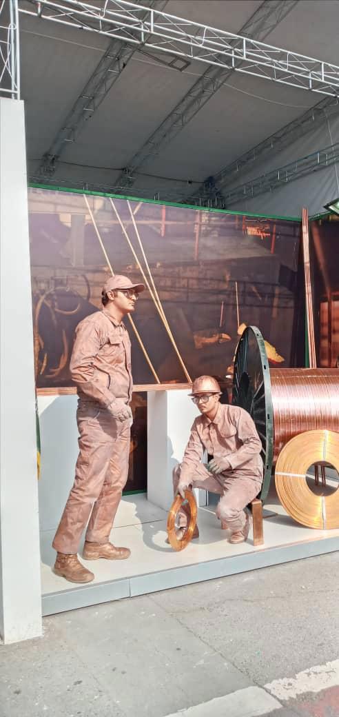عکس هاى نوزدهمین نمایشگاه صنعت برق ٩٨